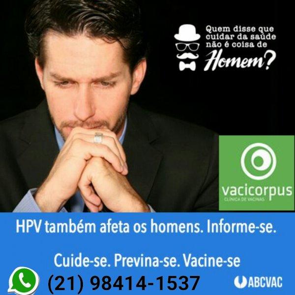 hpv virus hos män